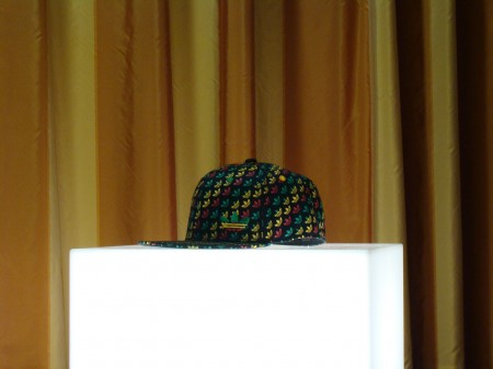 Afro-gorra by Adidas Originals
