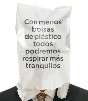 Carrefour dice no a las bolsas de plastico