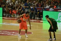 Ricky fue el MVP, pero fue abucheado una y otra vez por los aficionados de la Penya.