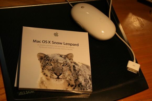 Caja Snow Leopard