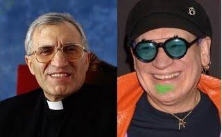 Paco Clavel y Rouco Varela: algo mas que un parecido razonable.