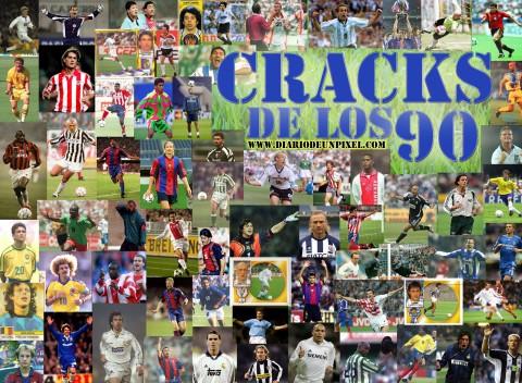 futbolistas de la decada de los 90