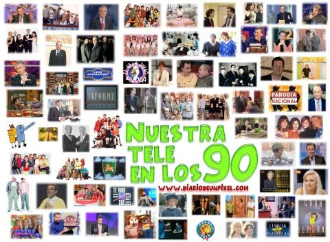 la television en España en los 90