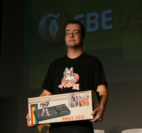 Spectrum nuevo subastado en el EBE 2009