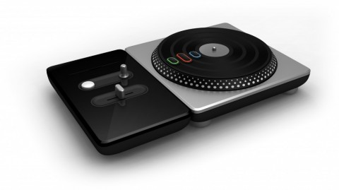 Mando del DJ Hero