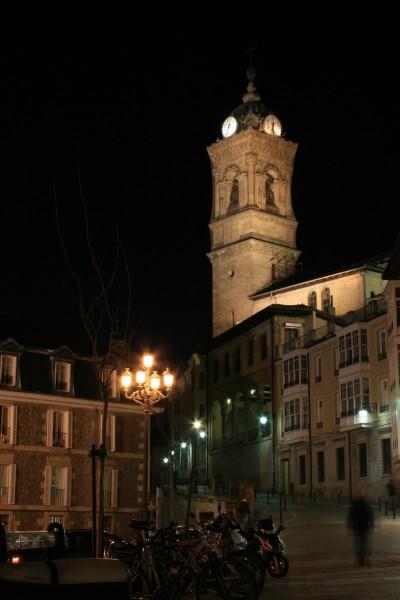 San Vicente, Vitoria