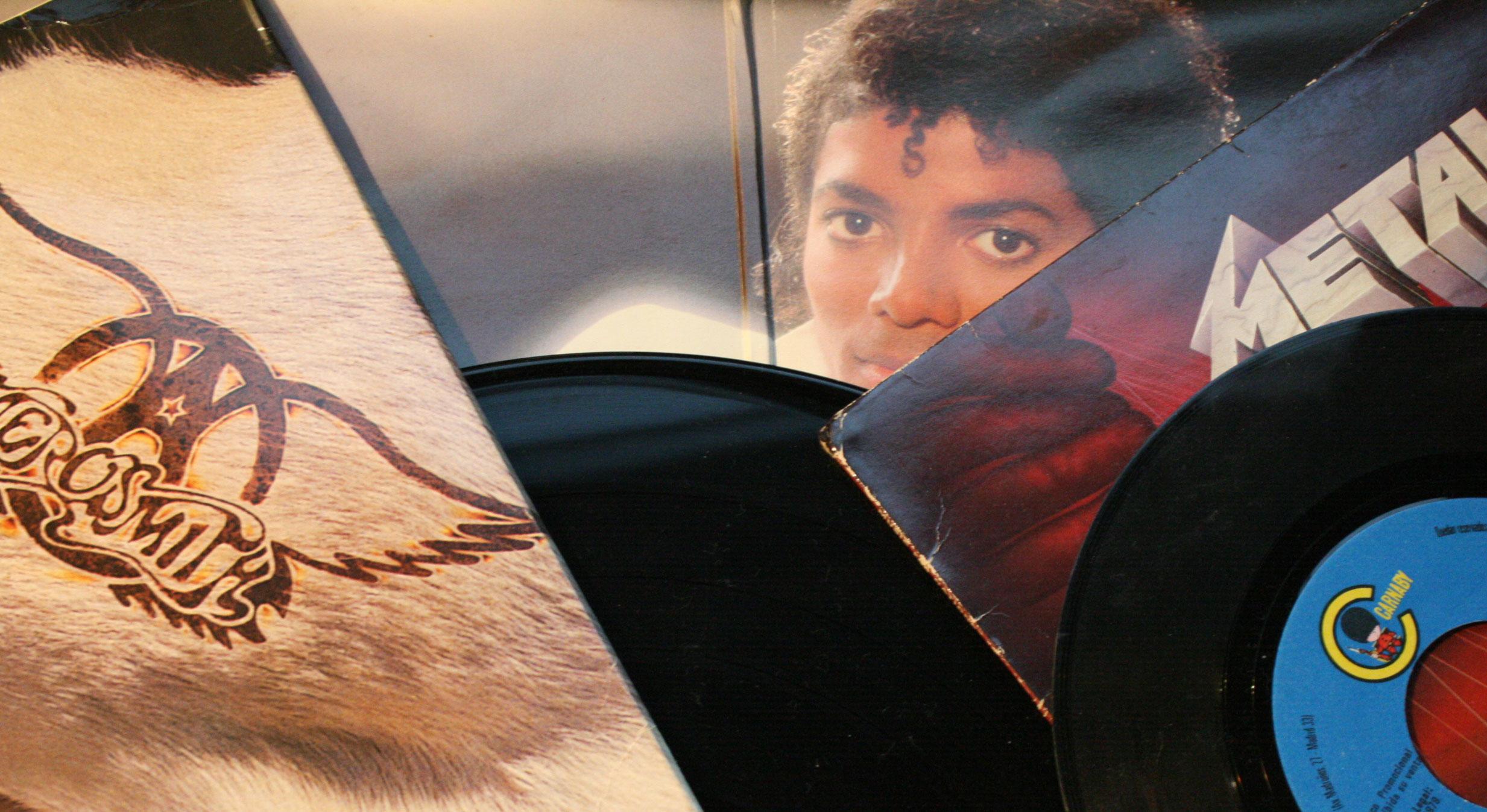 Discos LP vinilos
