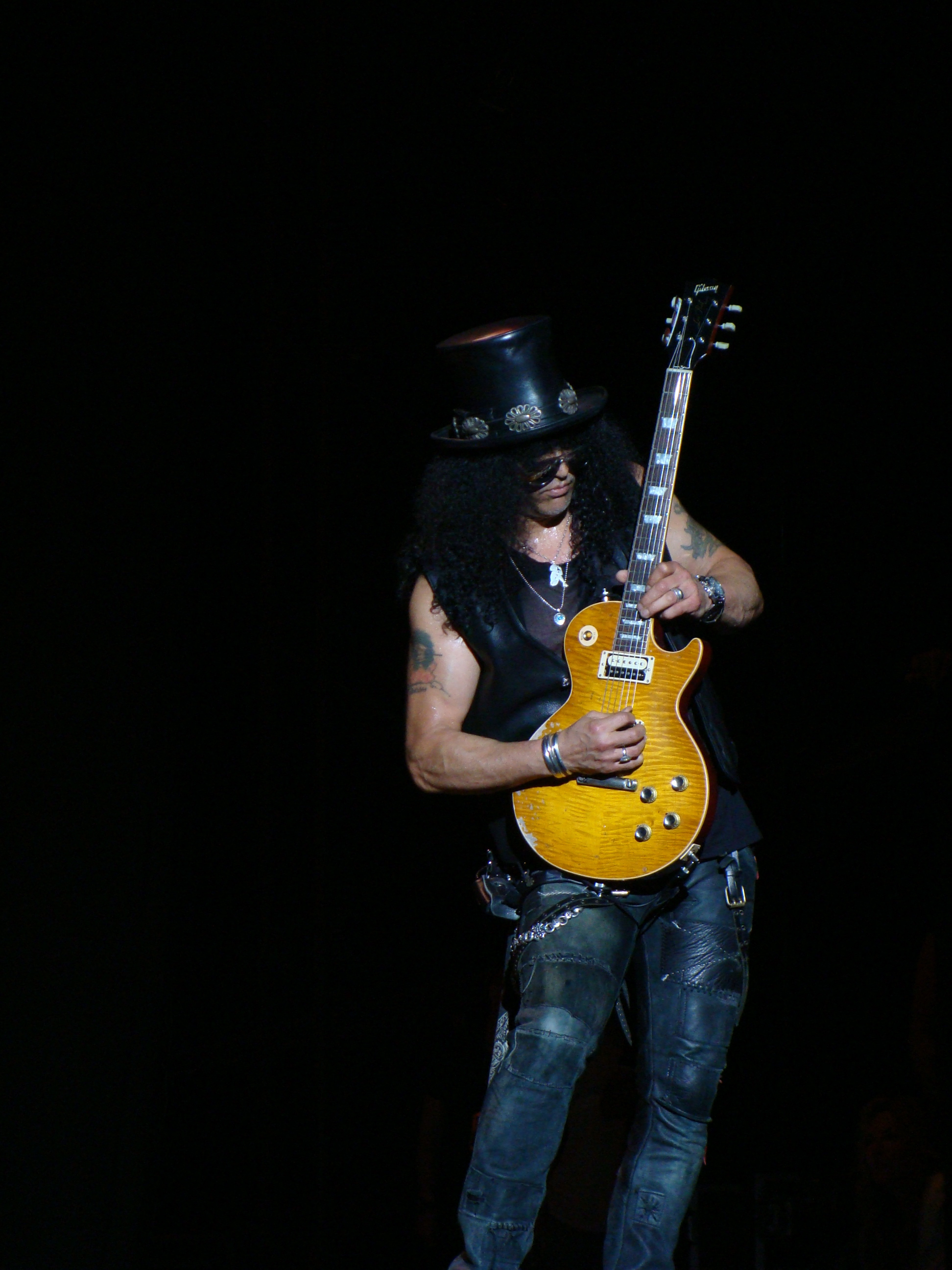Slash, Azkena Rock Festival 2010