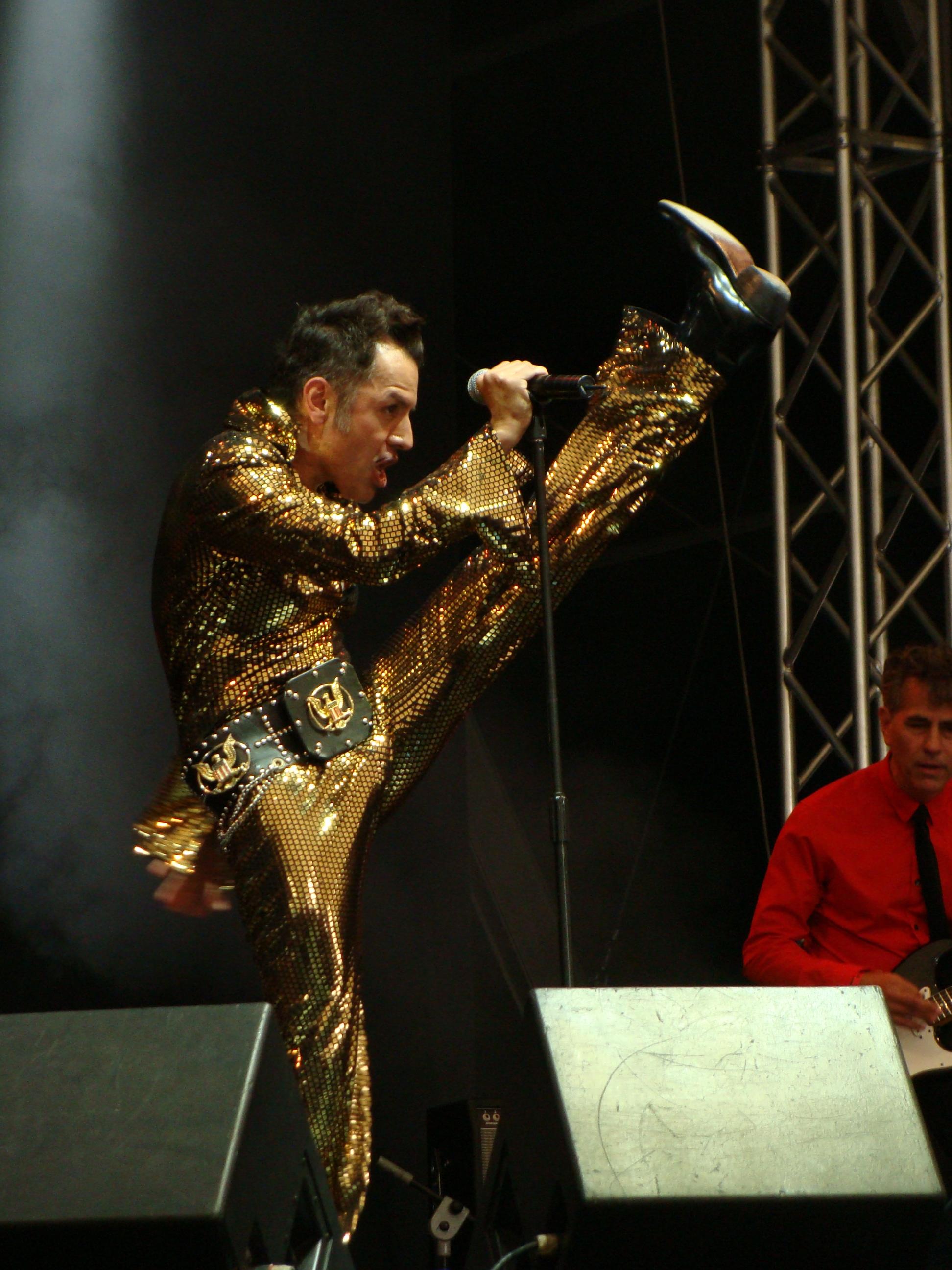 El Vez, Azkena Rock Festival 2010