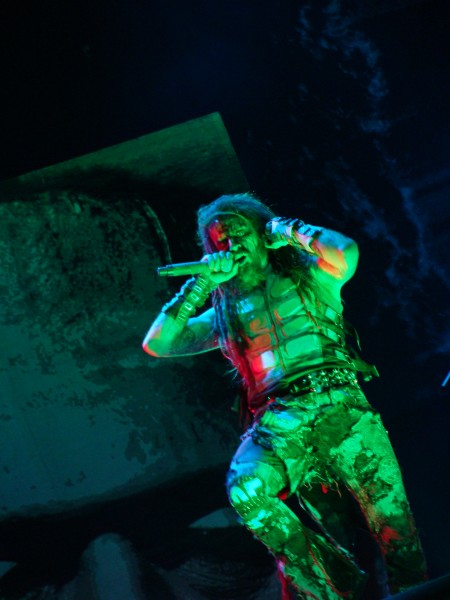 Rob Zombie (Azkena rock festival 2011)