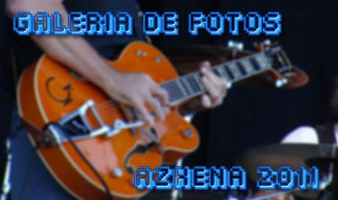 Accede a la galería de fotos del Azkena Rock Festival 2011