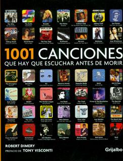 1001 canciones que hay que escuchar antes de morir