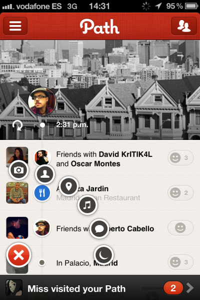 app Path iPhone