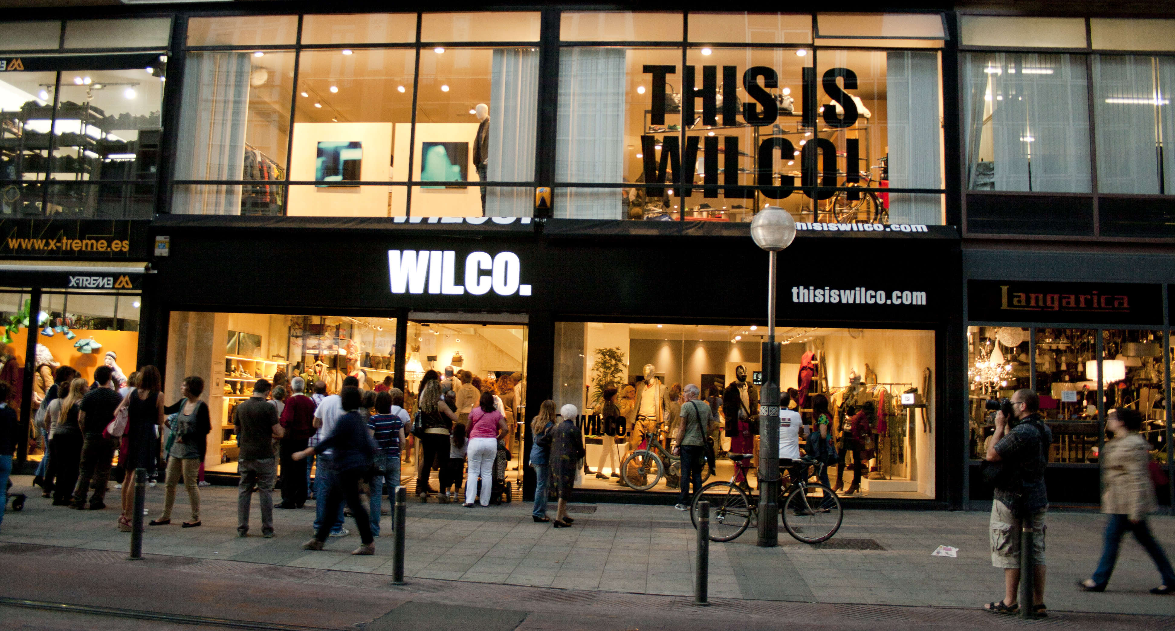 This is Wilco Vitoria Gasteiz
