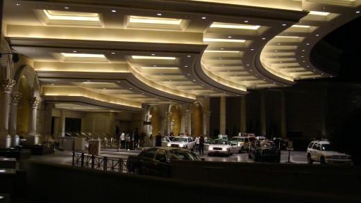 Entrada casino Las Vegas