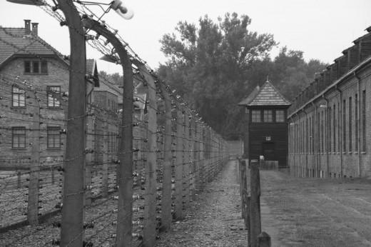Campo Auschwitz I
