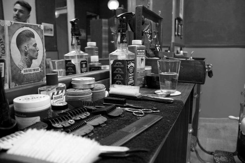 Barbería Chamberí 5 en Madrid