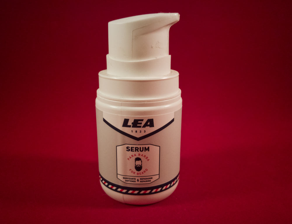 Serum para barba marca LEA